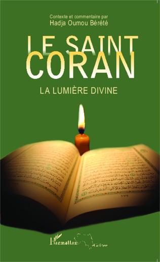Couverture Le Saint Coran