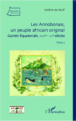 Couverture Les Annobonais, un peuple africain original