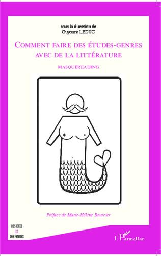 Couverture Comment faire des études-genres avec de la littérature
