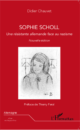 Couverture Sophie Scholl
