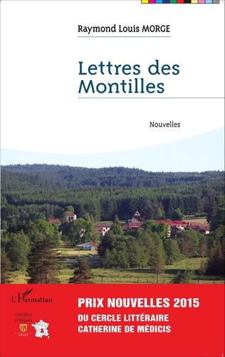 Couverture Lettres des Montilles