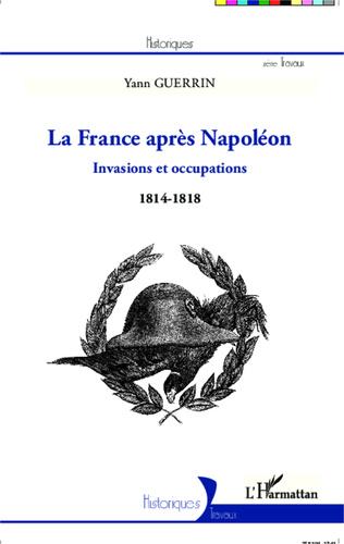 Couverture La France après Napoléon