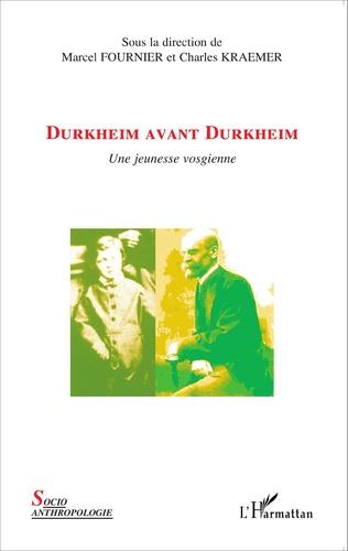 Couverture Durkheim avant Durkheim