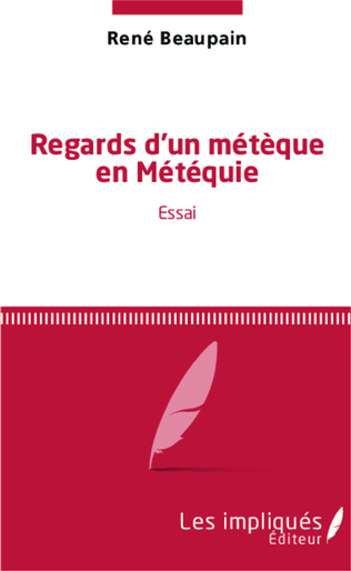 Couverture Regards d'un métèque en Météquie
