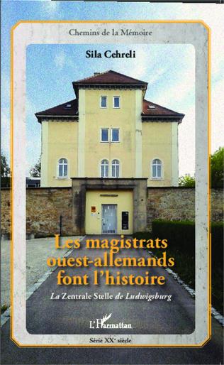 Couverture Les magistrats ouest-allemands font l'histoire