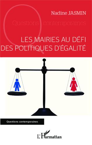 Couverture Les mairies au défi des politiques d'égalité