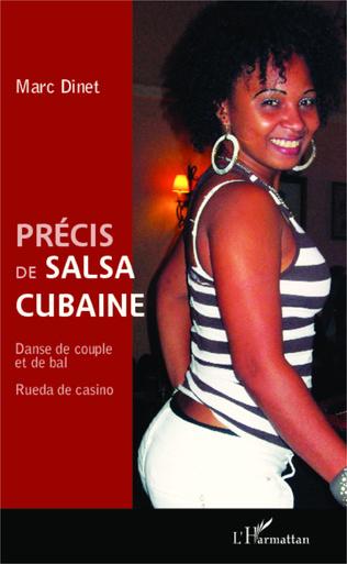 Couverture Précis de salsa cubaine