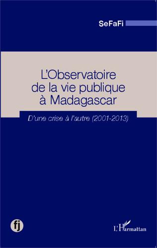 Couverture 2006 Élection et vie quotidienne