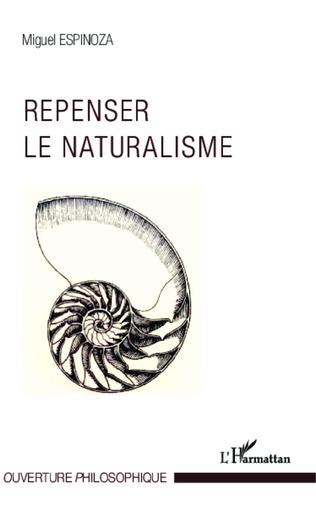 Couverture Repenser le naturalisme
