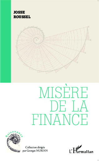 Couverture Misère de la finance
