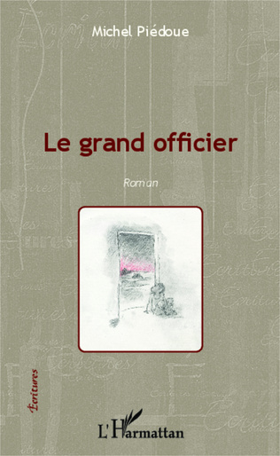 Couverture Le grand officier