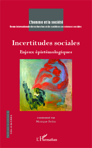 Couverture Incertitudes sociales