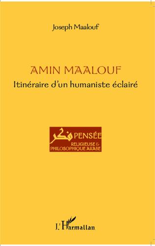 Couverture Amin Maalouf
