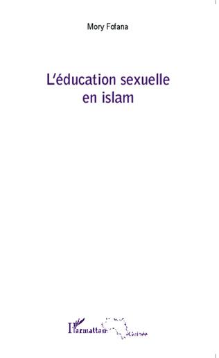 Couverture L'éducation sexuelle en islam