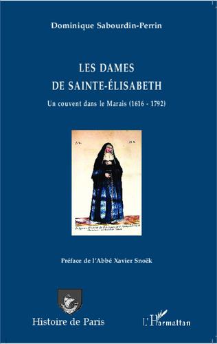 Couverture Les dames de Sainte-Elisabeth