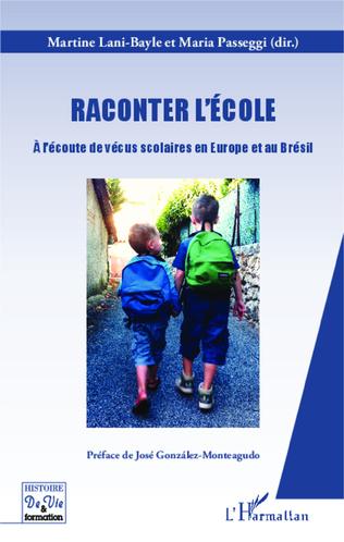 Couverture L'activité ludique dans la construction des récits de vie chez les enfants