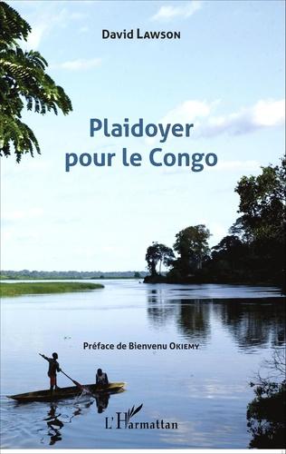 Couverture Plaidoyer pour le Congo