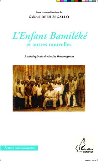Couverture L'Enfant Bamiléké et autres nouvelles