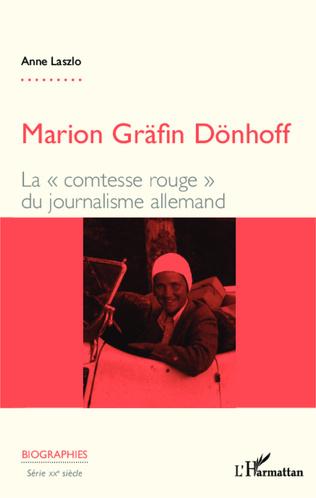 Couverture Marion Gräfin Dönhoff