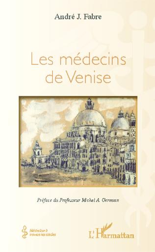 Couverture Les médecins de Venise