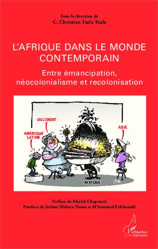 Couverture L'Afrique dans le monde contemporain