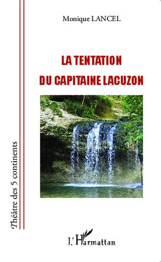 Couverture La Tentation du capitaine Lacuzon