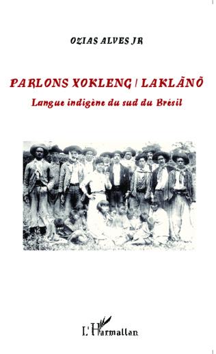 Couverture Parlons Xokleng / Laklano