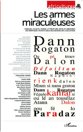 Couverture Politiques des littératures créoles