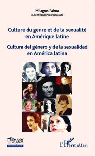 Couverture Culture du genre et de la sexualité en Amérique latine