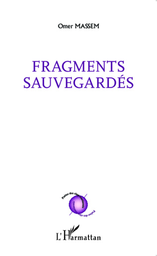 Couverture Fragments sauvegardés