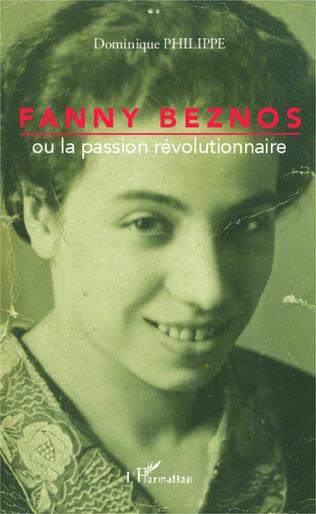Couverture Fanny Beznos ou la passion révolutionnaire