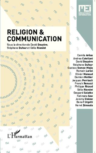 Couverture Religion et communication