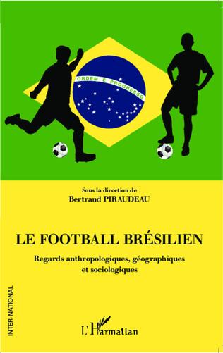 Couverture Le football brésilien