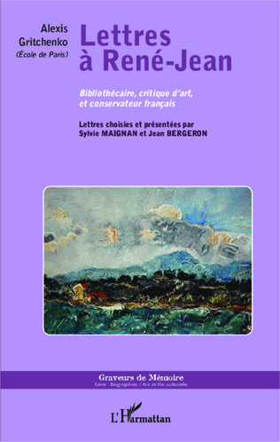 Couverture Lettres à René-Jean