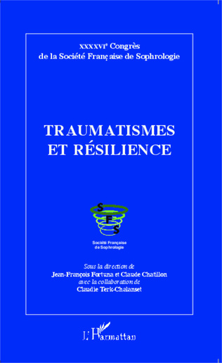 Couverture Traumatismes et résilience
