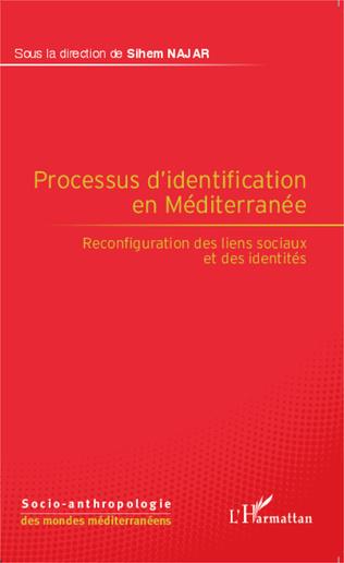 Couverture Processus d'identification en Méditerranée