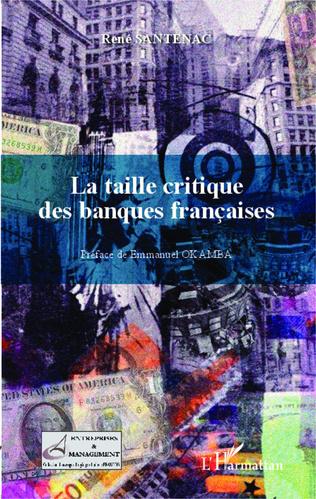 Couverture La taille critique des banques françaises