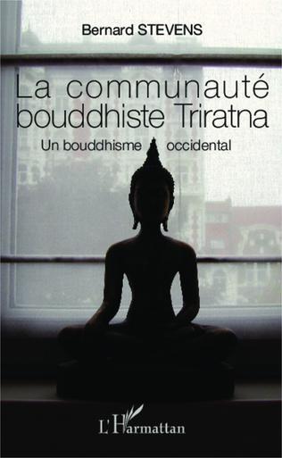 Couverture La communauté bouddhiste Triratna