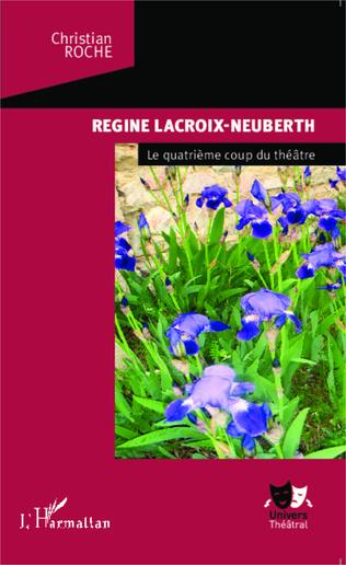 Couverture Regine Lacroix-Neuberth