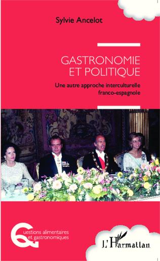Couverture Gastronomie et politique