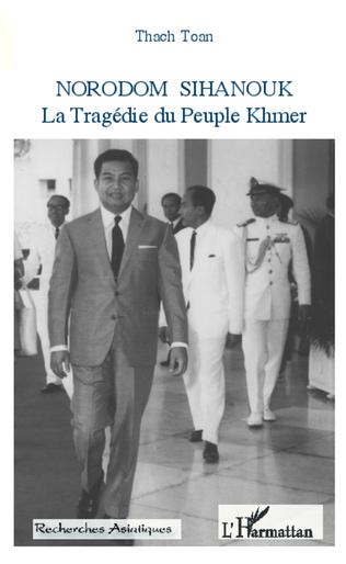 Couverture Norodom Sihanouk