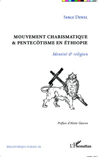 Couverture Mouvement charismatique et pentecôtisme en Ethiopie
