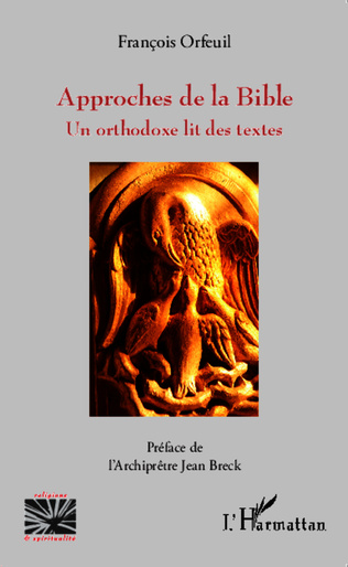 Couverture Approches de la Bible