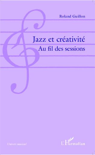 Couverture Jazz et créativité