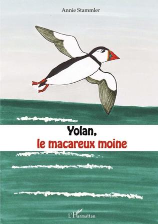 Couverture Yolan, le macareux moine