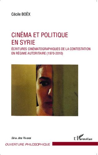 Couverture Cinéma et politique en Syrie
