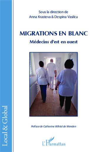 Couverture Migrations en blanc