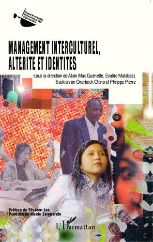 Couverture Management interculturel, altérité et identités
