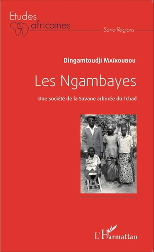 Couverture Les Ngambayes