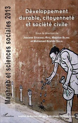 Couverture Développement durable, citoyenneté et société civile